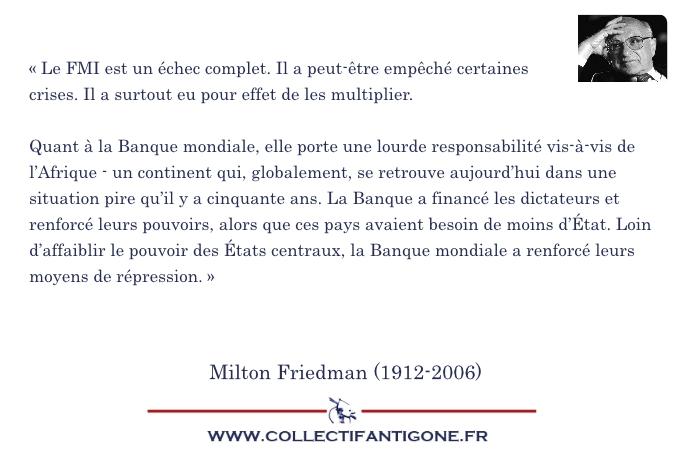 Friedman Afrique