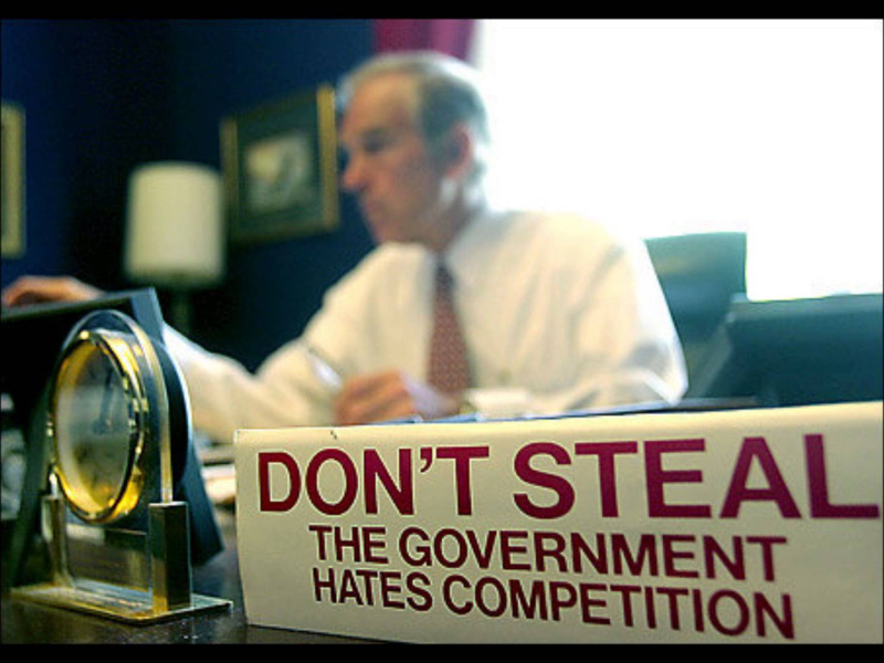 Ron-paul %22Don't steal%22