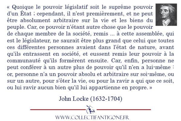 Locke - Antigone
